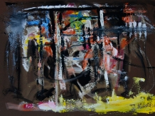 Bryan Harford,paintings,Gouache,abstract art,Norfolk,posters