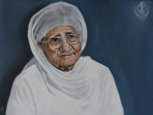 Bryan Harford, Artist, Portraits, Oil painting, Sikh,Norfolk