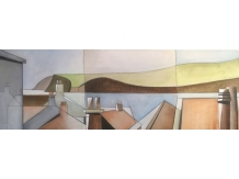 bryan harford/yorkshire/oil painting/ben Nicholson