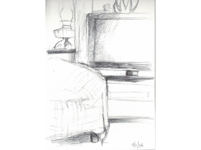 biro, interior, paper