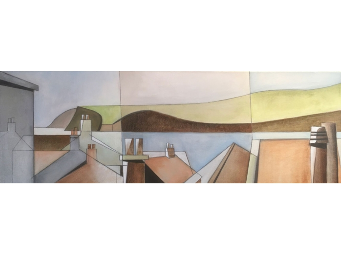 bryan harford/yorkshire/oil painting/ben Nicholson